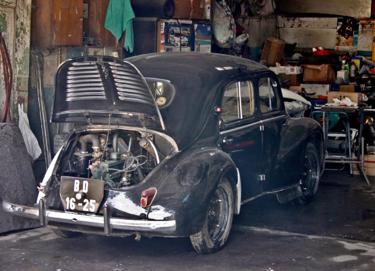 5 outils pour réparer sa voiture facilement et pas cher