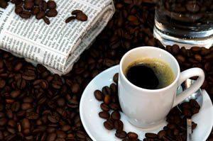 Excès de café