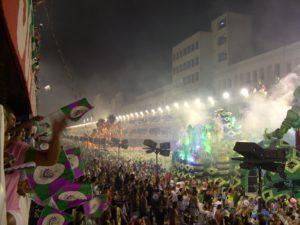 Carnaval Brésil