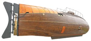 vieux sous-marin