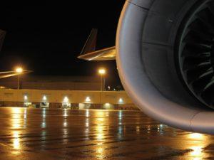 avion nuit