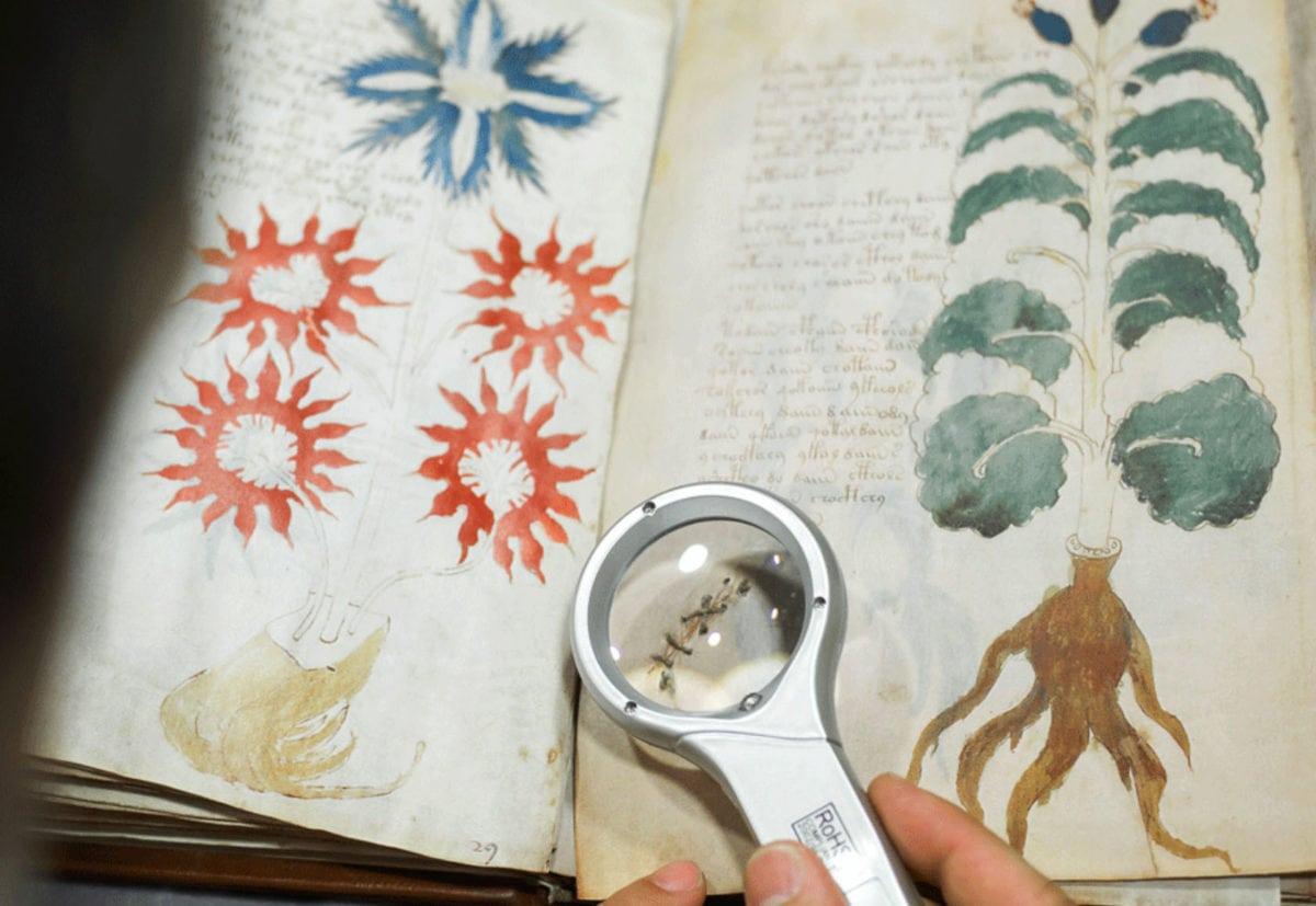 Le mystérieux manuscrit de Voynich enfin décrypté !