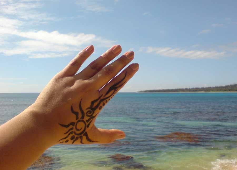 Comment réussir son tatouage éphémère ?