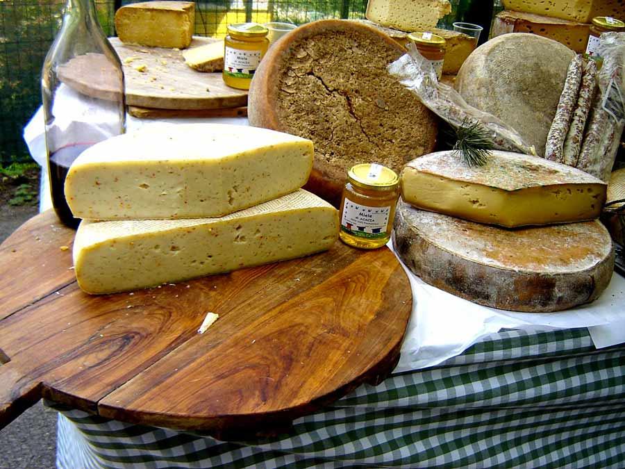 Top des variétés de fromage français
