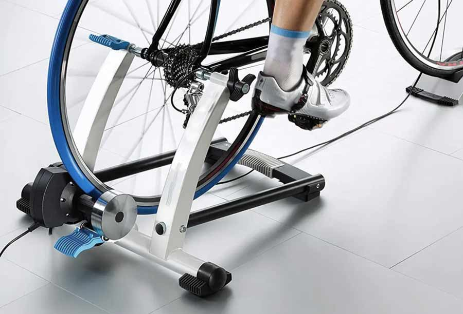 Comment bien faire du home trainer ?