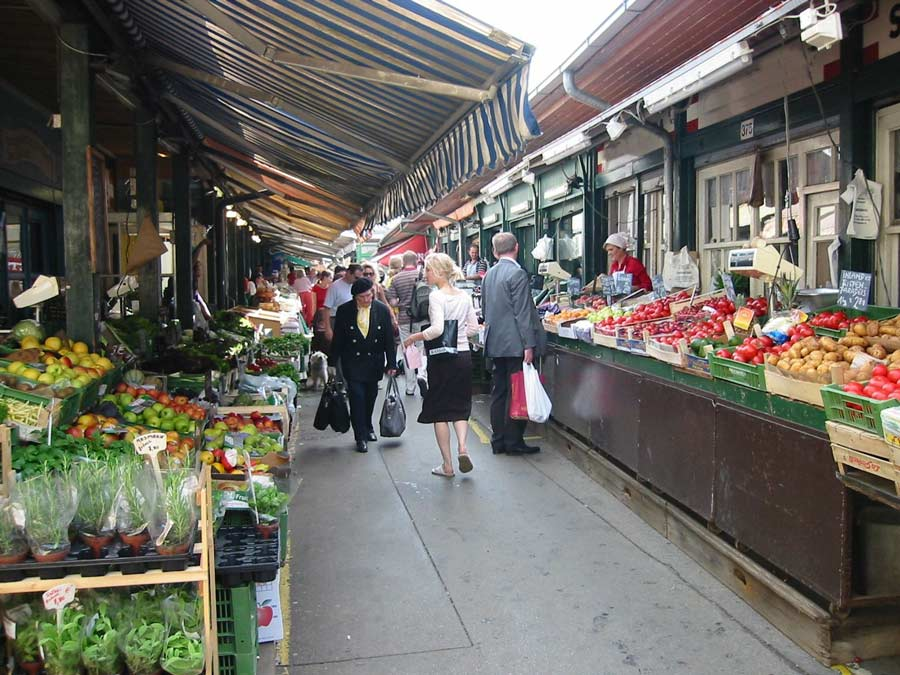 Top du plus beau marché de France
